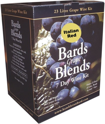 bards blends winekits