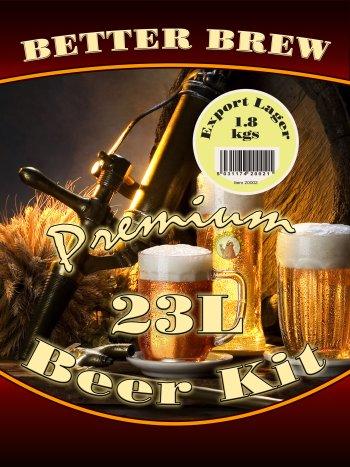 export lager kit