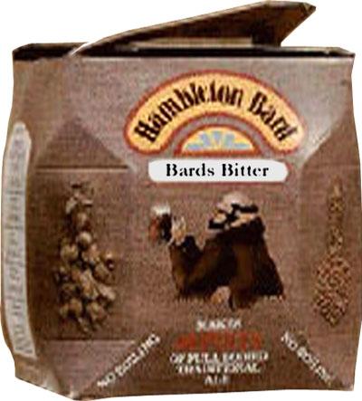 DRY Ingredients Hambleton Bard Old English Refill Beer Kit Makes 40 Pints