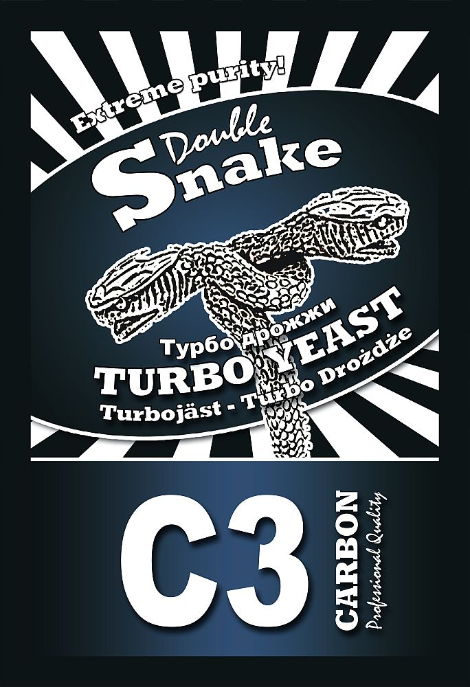 DoubleSnake Carbon Turbo