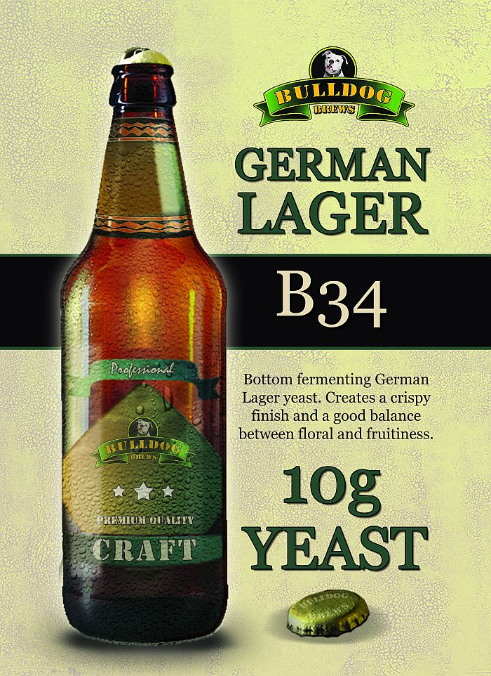 German Lager Yeast