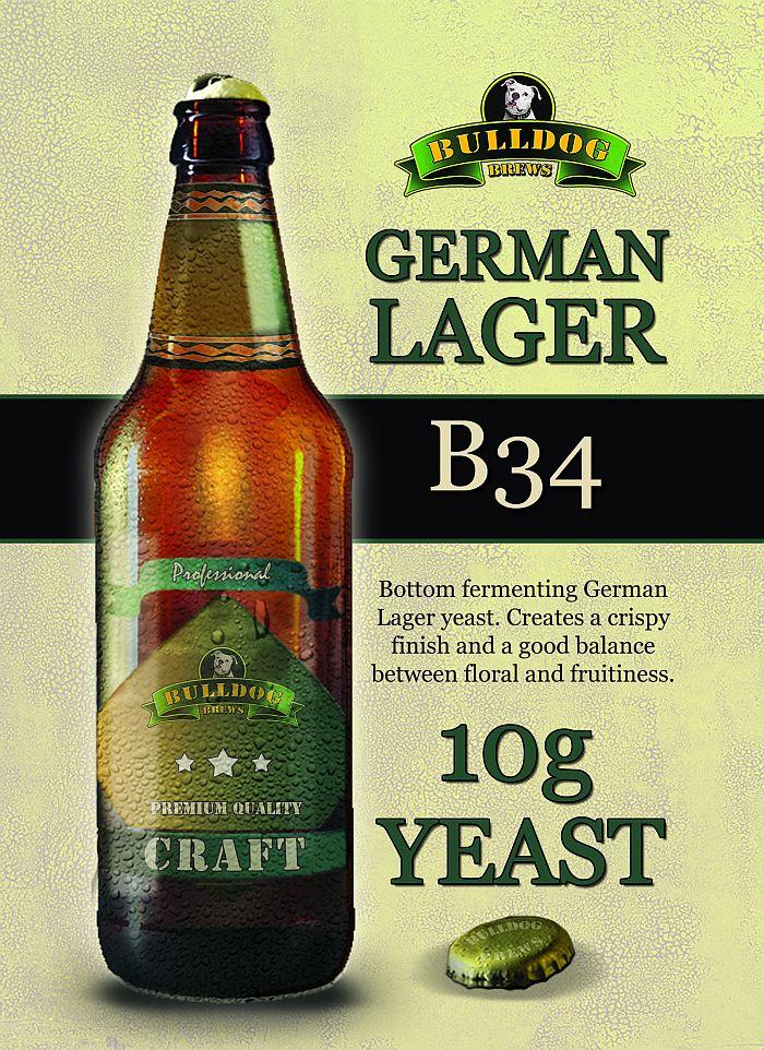 German Lager Yeast