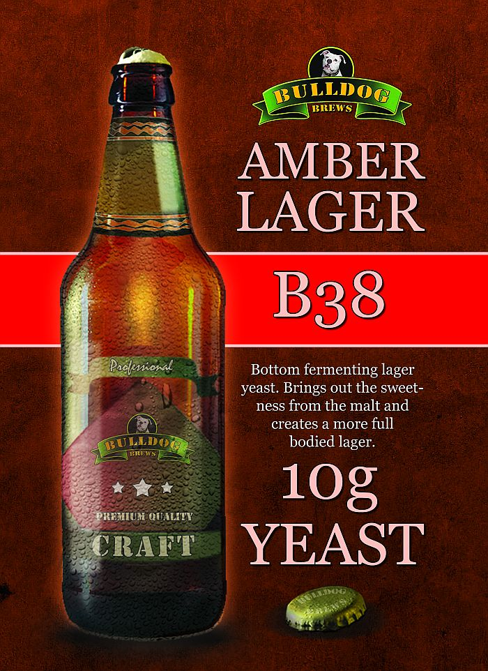 Amber Lager Yeast