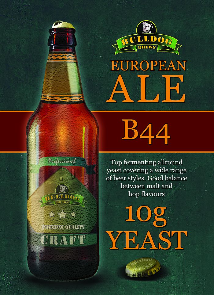 European Ale yeast